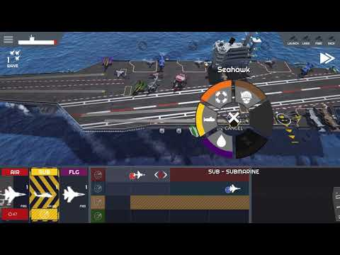 Carrier Deck - South China - Part 1