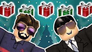 Roblox | Christmas Rush #2 | Ben and Dad