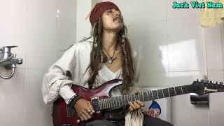 [Solo Guitar] Mùa Đông Yêu Thương trong Toilet của Thuyền Trưởng Jack _ Jack Viet Nam