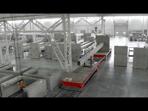 PNK Group. Производство железобетонных изделий