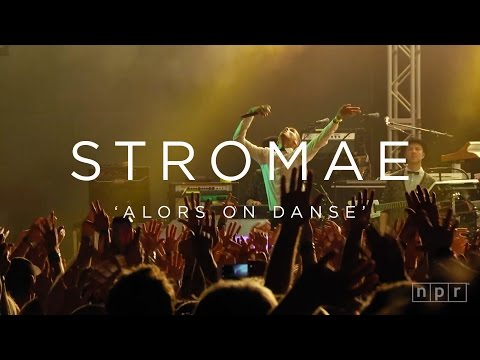 Stromae Alors On Danse SXSW 2015  NPR MUSIC FRONT ROW