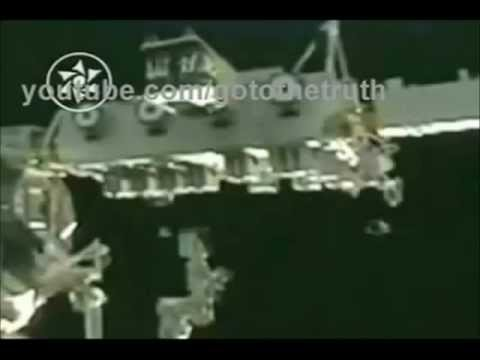 CSETI UFO Sightings by NASA