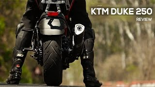 KTM Duke 250 Road Test Review in Detail | Pros and Cons | QuikrCars