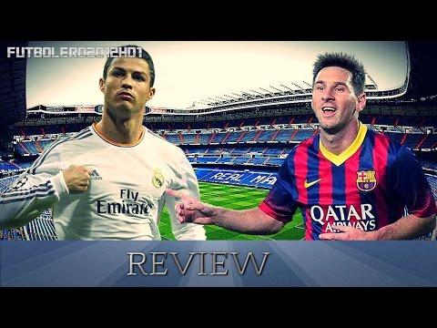 Mejores goles de Messi y Cristiano en la Liga BBVA 15/16 ? REVIEW ? HD