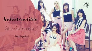 Indestructible SNSD Sub Español