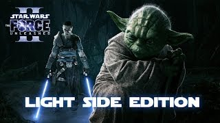 Star Wars: Force Unleashed 2 (Light Side Edition) Game Movie 1080p HD(HALO WARS 2 ALL CUTSCENES: https://www.youtube.com/watch?v=h0KlMmIyefo Follow GLP on Twitter - http://twitter.com/glittlep Follow GLP on Instagram ..., 2014-04-07T18:00:04.000Z)