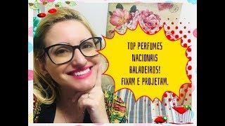 Top Perfumes Baladeiros Nacionais😍