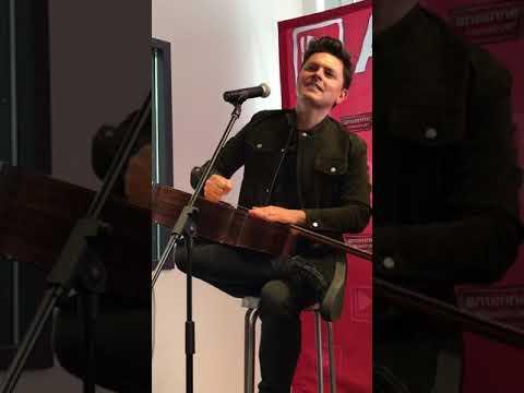 ID - Antenne Frankfurt - Radio Konzert - Michael Patrick Kelly