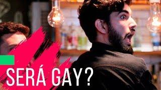 SERÁ GAY? | Hecatombe!