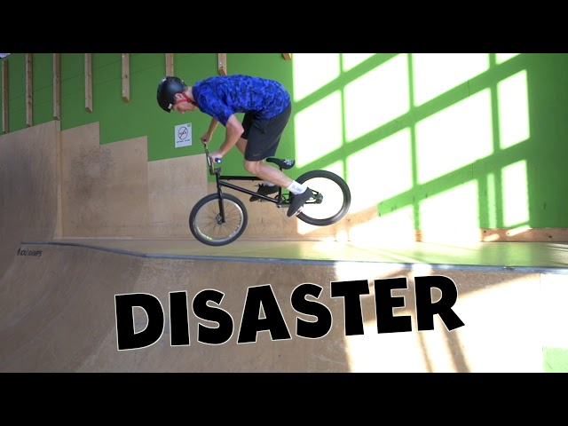 BMX Tutorial - Disaster // Freestyle Academy Stuttgart