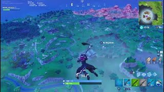The fastest way to get across the map in FORTNITE: BATTLE ROYALE