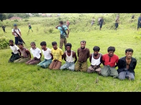 Reuters Uncovered the Massacre of 10 Rohingya in Inn Din