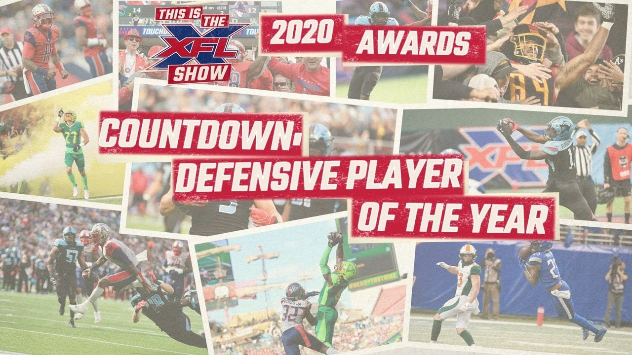 This is the XFL Show | Episode 125: Countdown - Top Defensive Players of #XFL2020