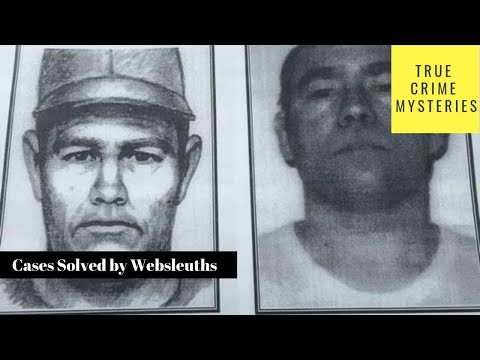 Four Cold Cases Solved by Web Sleuths