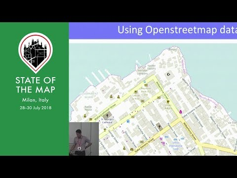 Mapping Freetown's distribution water network using OSM