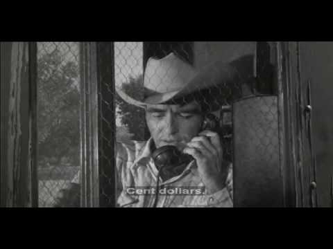 The Misfts 1961  Montgomery Clift  Phonebooth