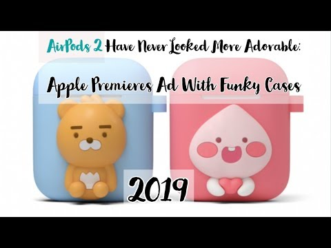 airpods-2-adorable-apple---official-video-2019