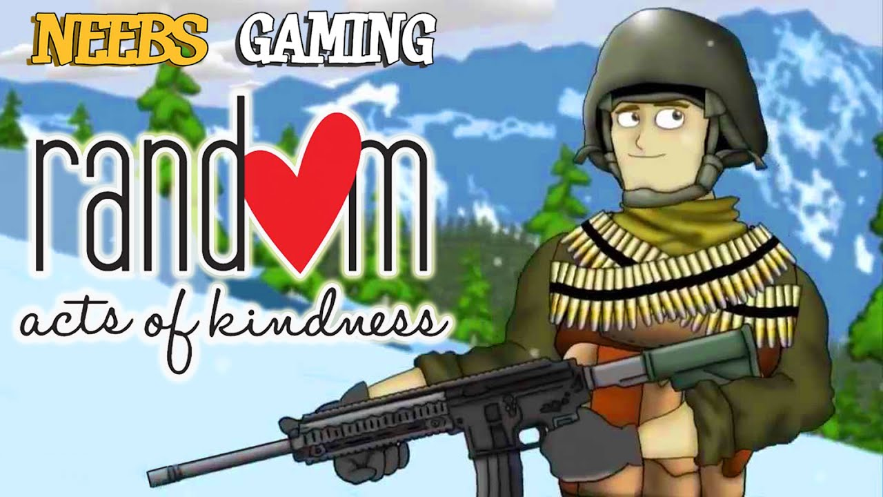 Battlefield Friends - Random Acts of Kindness (Battlefield 4 Gameplay)