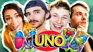 This is just another UNO video...
