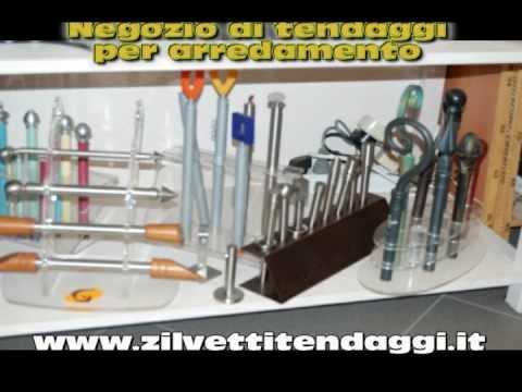 Foto modelli tende zilvetti tendaggi classici moderni per - Tendaggi per cucina ...