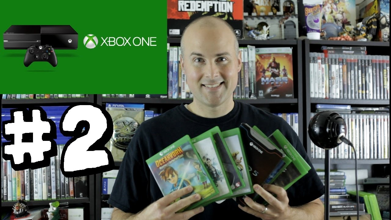 Super Cheap Xbox One Games Episode 2 Youtube