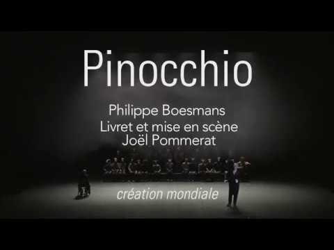 TEASER DE L'OPÉRA PINOCCHIO