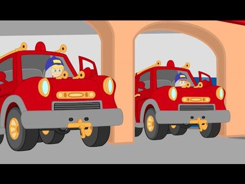 Au feu les Pompiers + 30 minutes de Comptines et Chansons avec les P'tits z'Amis