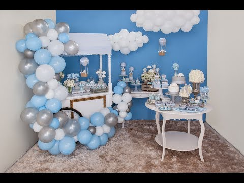 Produção de Festa Infantil - Tema Balões / Balloons