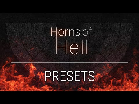 Preset Playthrough | Horns Of Hell