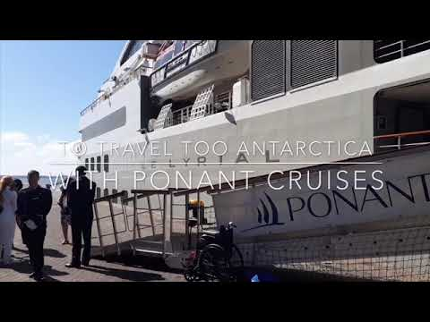 Life on board Ponant's Great Adventure Cruise to the Antarctica