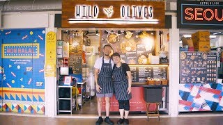 Husband & Wife Hawker Duo Strengthened Their Marriage Through Food : Wild Olives