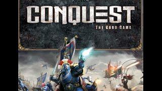 Warhammer Conquest - OCTGN Black Crusade Game 5 - Ragnar Blackmane vs Packmaster Kith
