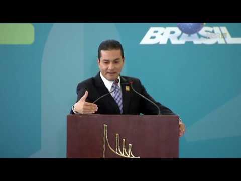 Marcos Pereira diz que quando Temer assumiu o Brasil estava à beira do abismo   G1   Política   Ca