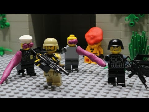 Lego Virus All Parts