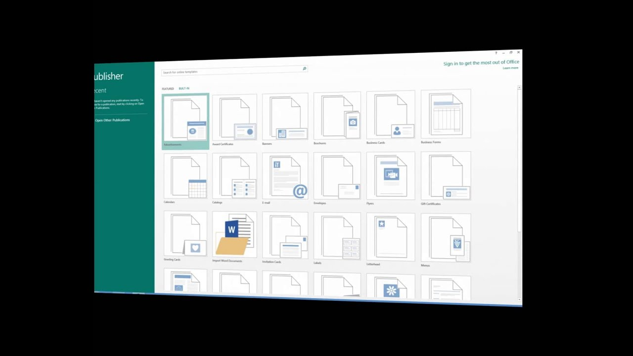 microsoft office publisher download free