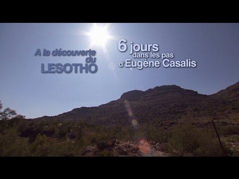Vidéo A la découverte du Lesotho : 6 jours dans les pas d'Eugène Casalis — voice over