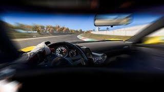 DÉCOUVERTE - DLC FERRARI - PROJECT CARS 2 VR