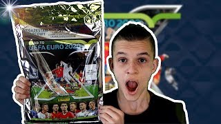 NOWOŚĆ!!! ROAD to EURO 2020 STARTERPACK - Unboxing