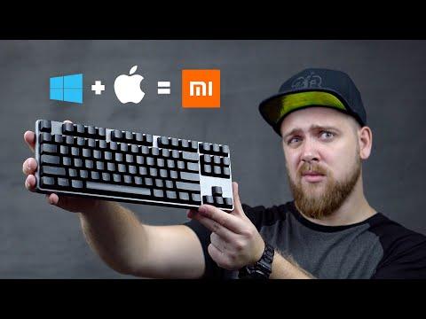 Клавиатура для Apple от Xiaomi ?! 🤯