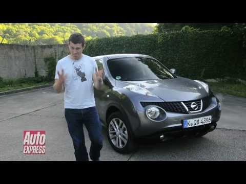 Nissan Juke Review – Auto Express