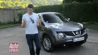 Nissan Juke Review - Auto Express