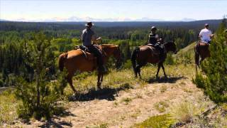 Big Creek Lodge: Dude Ranch Vacations, Cattle Drives in BC