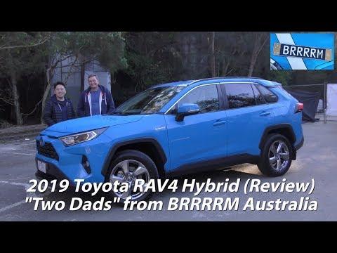 2019 Toyota RAV4 SUV Hybrid (