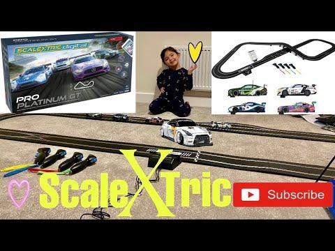 My Husband Pasttime | ScaleXtric Digital ARC PRO Platinum GT Set | Chloe Dalton