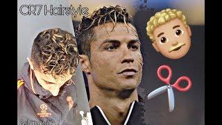 Cristiano Ronaldo Hairstyle 2017 blond