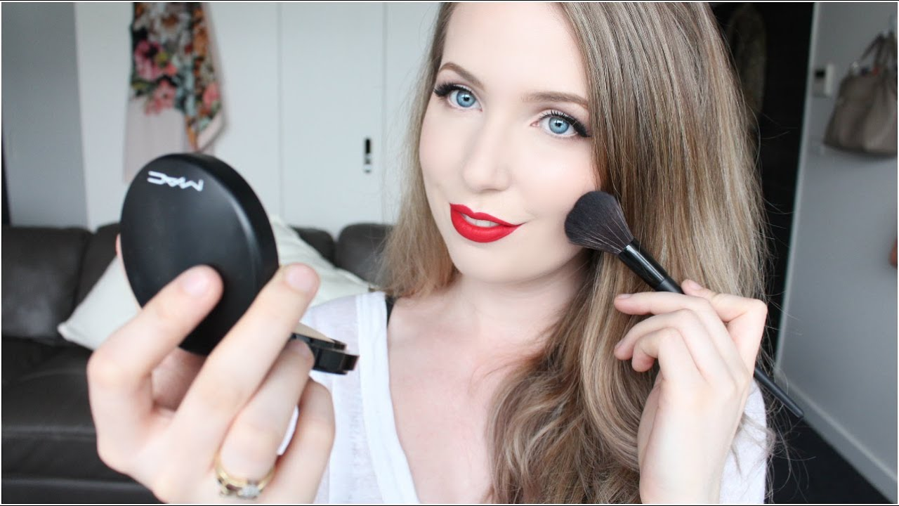 Best Mac Products For Very Pale Skin Arna Alayne Youtube