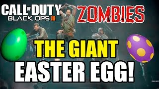 CALL OF DUTY BLACK OPS 3:CÓMO HACER EASTER EGG THE GIANT