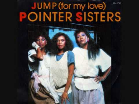 Jump (For My Love) - Extended Mix, Pointer Sisters, 1984.