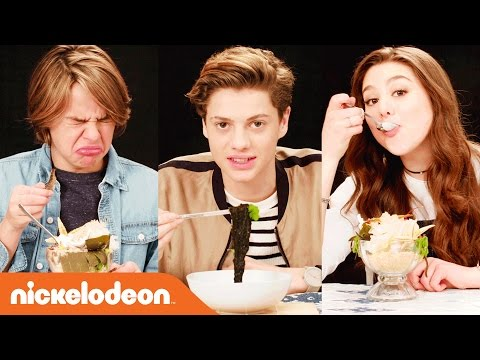 nickelodeon-inspired-food-taste-test-w-jace-norman-kira-kosarin-amp-more-nick