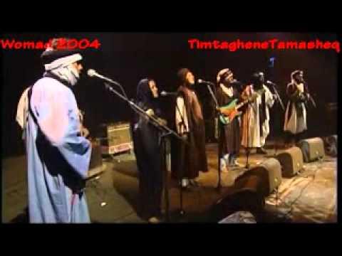Tinariwen - 2004 Womad Festival